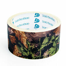 Camo Camouflage No-Mar Gun&Bow Tape Real Tree Patterned Vinyl Tape Hunters