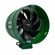 "HYDROFARM ACFB10 Active Air 10"" Hydroponics Inline Duct Booster Fan 