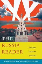 The Russia Reader: History, Culture, Politics (The World Readers), , Good Book
