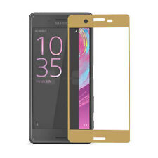 GOLD 3D Tempered Glass Screen Protector for SONY XPERIA X F5121/DUAL F5122