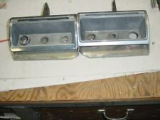 USED 57 FORD CAR DASH COVERS