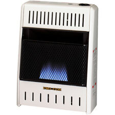 10K BTU Vent Free Blue Flame Natural Gas Propane Space Heater Thermastat