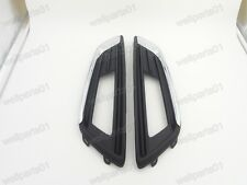 1Pair Skin Line Fog Light Lamp Bumper Hole Covers for For Ford Focus 2015