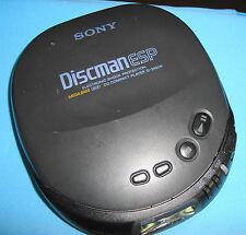 ✨ Rare SONY Discman D-242CK CD Player ESP MEGA BASS