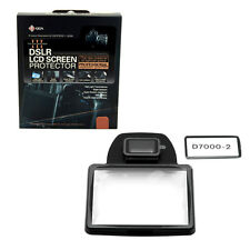 GGS III DSLR LCD Screen Protector for Nikon D7000