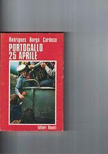 PORTOGALLO 25 APRILE - RODRIGUES BORGA CARDOSO - 1975
