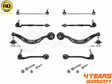 FOR BMW X5 E53 Meyle HD FRONT SUSPENSION ARMS TIE RODS LINKS HD KIT 3160500076HD