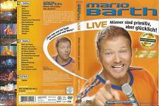 Mario Barth - Männer sind primitiv, aber glücklich! / DVD #5643