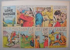 Lone Ranger Sunday Page by Fran Striker and Charles Flanders from 7/20/1941