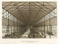 Monaco-Centro storico-schrannenhalle-MEYER 'S universo-ACCIAIO CHIAVE 1857