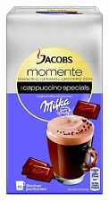 JACOBS - GERMAN CAPPUCCINO SPECIALS - Milka 10 bags - SHIPPING FREE
