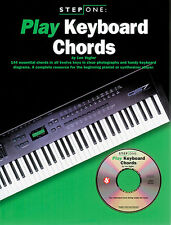 Step One Play Keyboard Chords Learn to Play Pop Beginner Piano Music Book