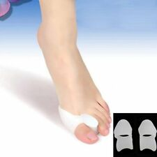 Silicone Gel Big Toe Spacer Separator Straightener Spreader Hammer Bunion Pain