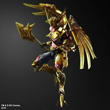 PLAY ARTS KAI - HAWKMAN - DC COMICS