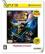 PS3 PlayStation MONSTER HUNTER PORTABLE 3RD HD VER Action Capcom