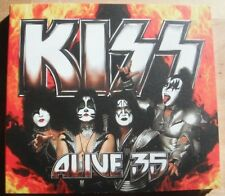 Kiss Alive 35 Live in France Bercy Paris 17/06/2008 (2xCD)