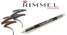RIMMEL EXTREME DEFINITION DOUBLE EYELINER PENCIL 004 BEAUTY QUEEN **BRAND NEW**