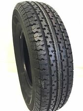4 NEW HEAVY DUTY TRAILER ST225/75R15 TIRES - 225 75 15- 2257515  8P.R. Set of 4