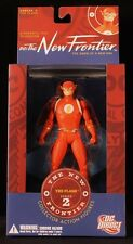 "2007 DC DIRECT THE NEW FRONTIER SERIES 2 THE FLASH 6"" ACTION FIGURE MOC"
