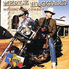 Merle Haggard Live At Billy Bobs Texas CD