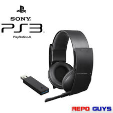 Genuine Sony PlayStation Wireless Stereo Headset for PS3 100% Genuine Headset