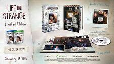 Life Is Strange: Limited Edition [Playstation 4 PS4, NTSC, Video Game] Brand NEW
