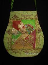 B4 Vintage Gypsy Tribal Bohemian shoulder embroidery tribal funky banjara bag