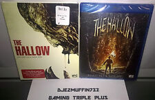 THE HALLOW BLU-RAY + SLIP COVER