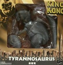 X-PLUS King Kong 1933 Movie Ver. Tyrannosaurus Rex T-Rex PVC PAINTED