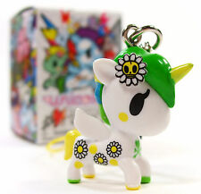Tokidoki UNICORNO FRENZIES Series 2 MARGHERITA Zipper Pull Keychain Vinyl Figure