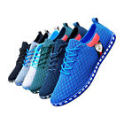Fashion England Men's Breathable Recreational Shoes Casual Tennis Sport Shoes