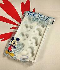 Disney Mickey MOUSE Mold tray ice Jelly Mould ladies bandeja de cubitos de hielo