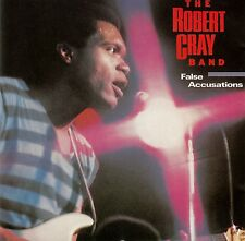 THE ROBERT CRAY BAND : FALSE ACCUSATIONS / CD - TOP-ZUSTAND