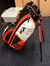 Junior PGA Collection Golf Carry Stand Bag Large Orange