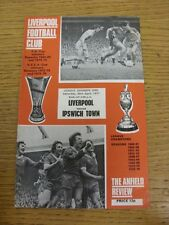30/04/1977 Liverpool v Ipswich Town  (Folded)