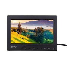 FEELWORLD 7Inch HD 800*480P Monitor Out for RC Helicopter DSLR Camera 1DZ0