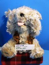 Mango Teddy Bear Co.plush Peek-a- Boo Tan and Brown Puppy(310-040)