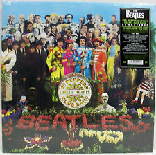 "NEW & Sealed! The Beatles ""Sgt Pepper's Lonely Hearts Club Band"" LP Vinyl Record"