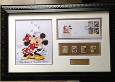 Disney Very Rare Limited 12  Frame The Magic of Romance Blooms Pins and stamps