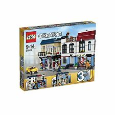 LEGO 31026 CREATOR BIKE SHOP AND CAFE