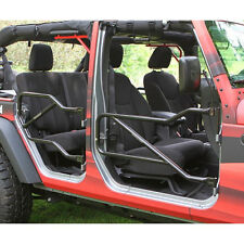 Tube Doors Kit Jeep Wrangler JK 2007-2016 Front And Rear  J0031028 Steinjager