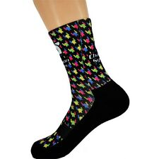 Cycling Socks Champion Systems Bike Racing Riding Tri MTB Team Bicycle Sock NEW