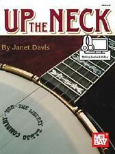 UP THE NECK BANJO INSTRUCTION LESSON BOOK