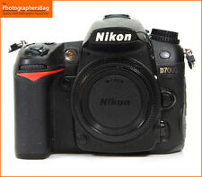 Nikon D7000 Fotocamera Digitale Reflex solo Corpo GRATIS UK POST