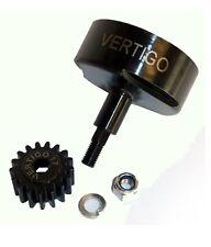 V2 VERTIGO HEX DRIVE VENTED CLUTCH BELL WITH (20T) PINION HPI BAJA 5B 5T 5SC