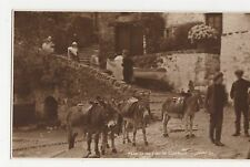 At The Foot of Clovelly, Judges Postcard, A866