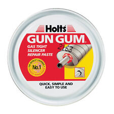 HOLTS GUN GUM GAS TIGHT EXHAUST SILENCER REPAIR PASTE PUTTY 200g - WORLDS NO.1