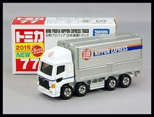 TOMICA #77 HINO PROFIA NIPPON EXPRESS TRUCK TOMY NEW DIECAST CAR