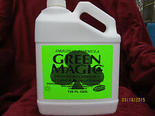 DEGREASER ENGINE CLEANER Worlds Best Cleaner Degreaser, Green Magic Concentrate