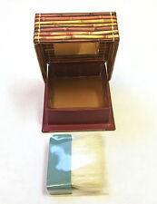 Benefit Hoola Soft Bronze Matte Powder Bronzer 4g Travel Compact w Brush NEW